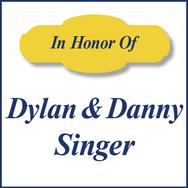 Dillon & Danny Singerb
