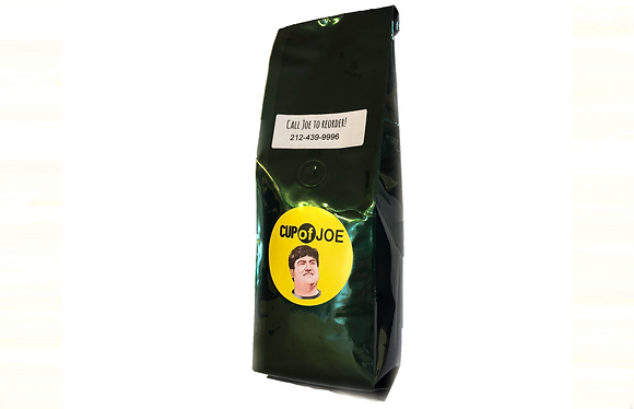 Cup of Joe Coffee: Organic
