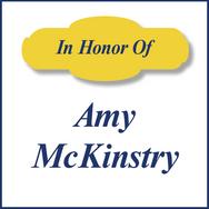 Amy McKinstry