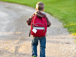 From Beaches to Backpacks: Navigating the New School Year with a Special Needs Child