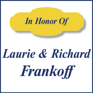 Laurie & Richard Frankoff