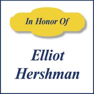 Elliot Hershman