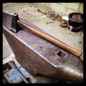 Hand Forged Flatter