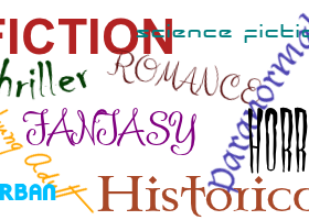 What Genre? – Um... Fiction.