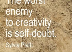 Self Doubt Conquered by a Simple Statement