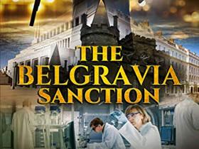 Book Review - The Belgravia Sanction By Gordon Bickerstaff