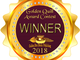 It's Official - Your book is the WINNER of the sci-fi category in our 2018 Golden Quill Award Contes