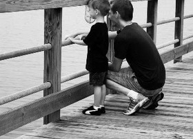 Writerly Wednesday - A Special Father's Day