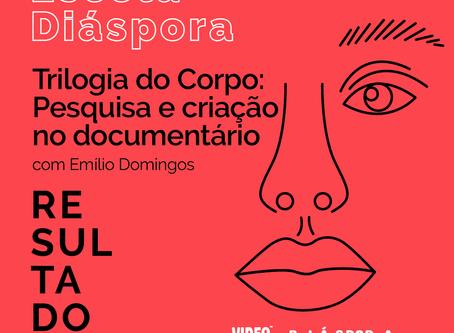 Curso Trilogia do Corpo: Pesquisa e criação no documentário - Selecionades