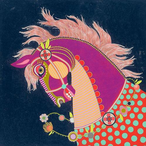 """""""Horse"""" Mini Print"""