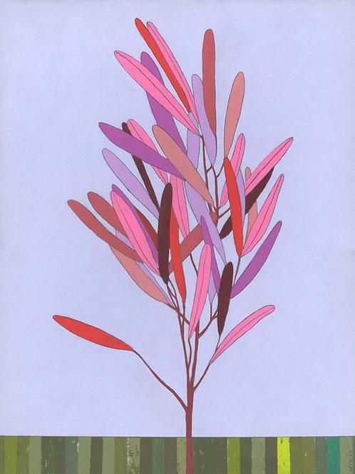 """Pink Tree"" Original Painting"