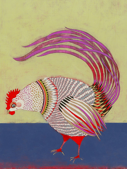 """Rooster"" Limited Edition Print"