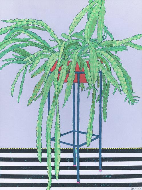 """Houseplant"" Original Painting"
