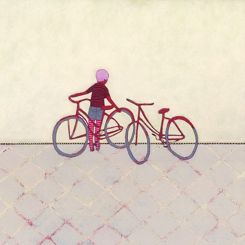"""Bike Ride"" Limited Edition Print"