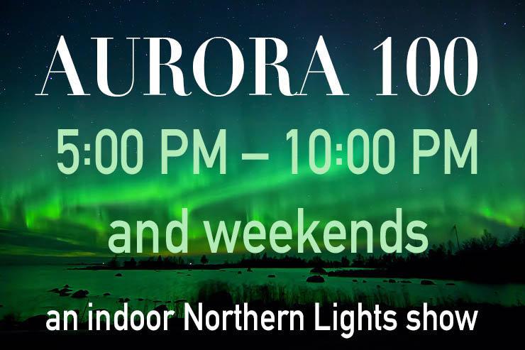Aurora 100 (in Nykarleby)