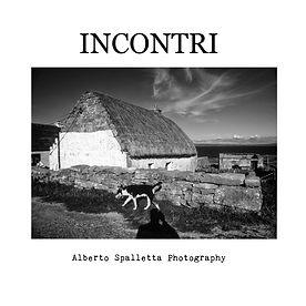 Alberto Spalletta, Incontri. Libro fotografico. Book