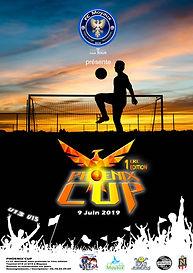 Affiche 1ere Phoenix'Cup 9 juin 2019 V2.