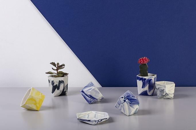 Handmade Ceramic Pots and mini planters