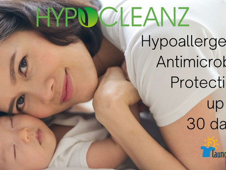 HYPOCLEANZ: Best thing that's happened to laundry!