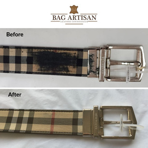 Belt Cleaning Service