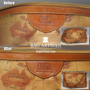 Bag Cleaning and Mould Removal