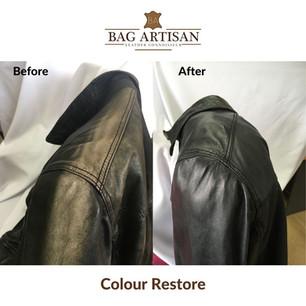 Jacket Colour Restore