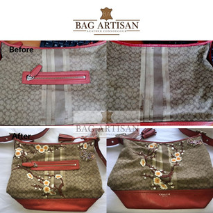 Bag Art & Repair