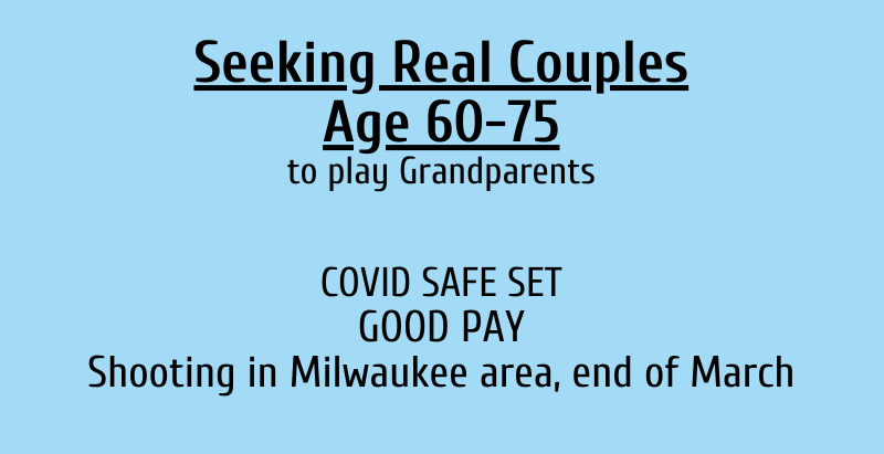 Seeking Real Couples in Wisconsin