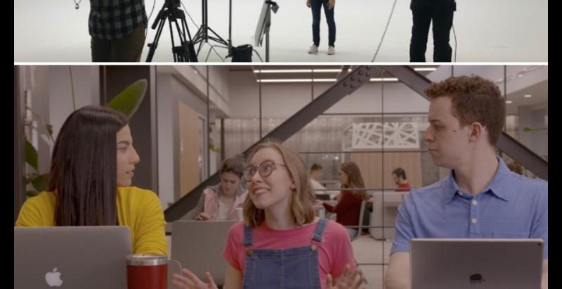 BTS: On Set for On Camera Industrial