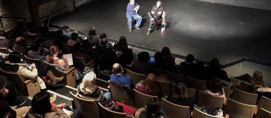 CTN Seminar: Acting in Chicago with Chris Agos