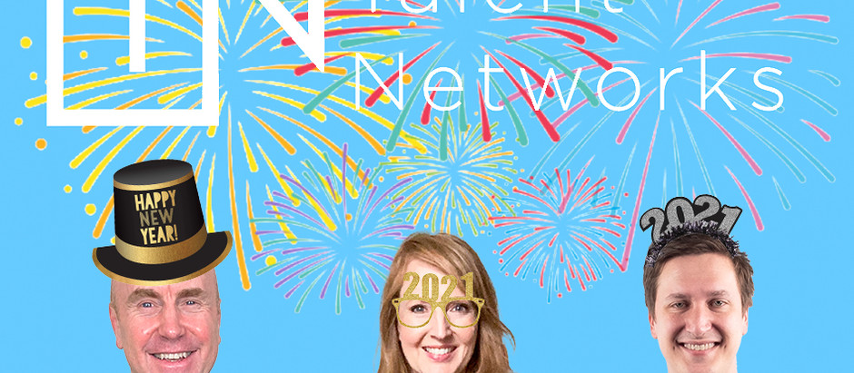 Happy New Year from The Talent Networks
