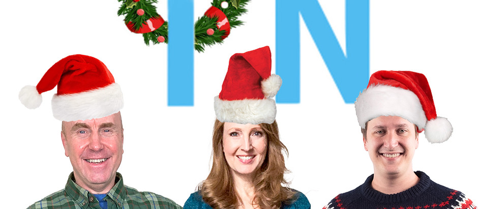 Merry Christmas from The Talent Networks