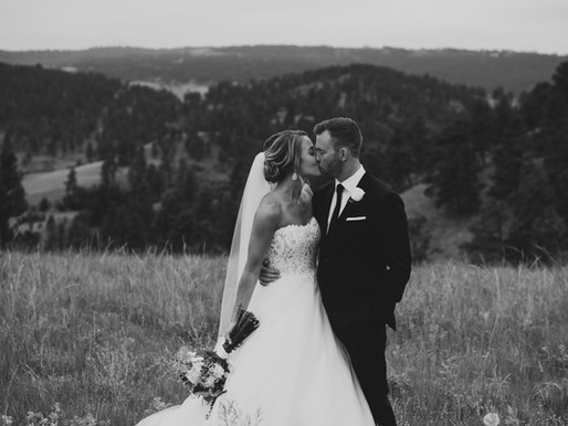 Mr. & Mrs. Luke Duininck