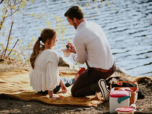 Carter + Kayla Proposal