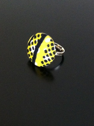 Ring  - Bague wax jaune