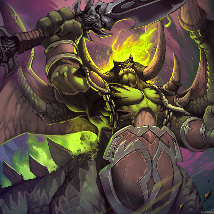 wow_tcg___mannoroth_by_el_grimlock-d6ijy