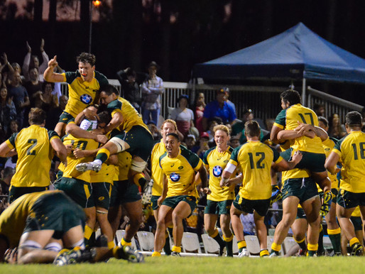 Historic win to Aussie U20's in nail-biter