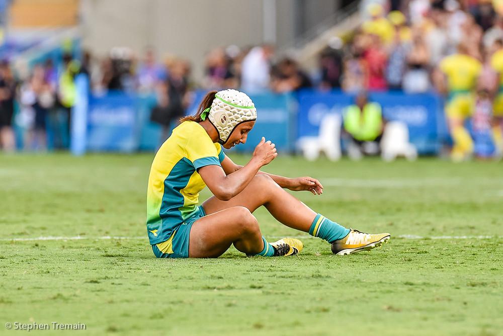 Heartbreak for the Aussies