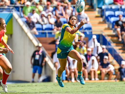 GC2018 Rugby Sevens - Day 3