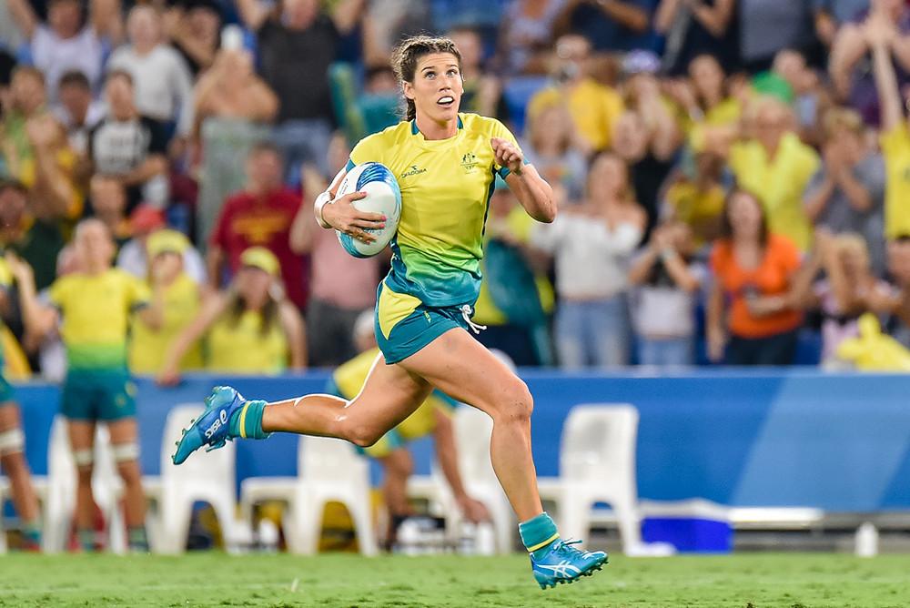 Charlotte Caslick (Australia)