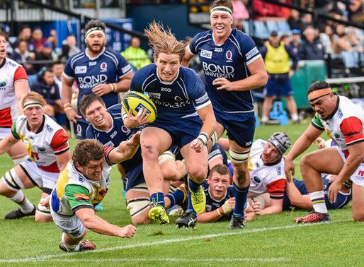 QLD Country back to Winning Form against Sydney Rays
