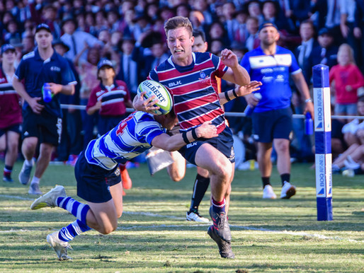 QLD GPS Rugby - TSS v Nudgee