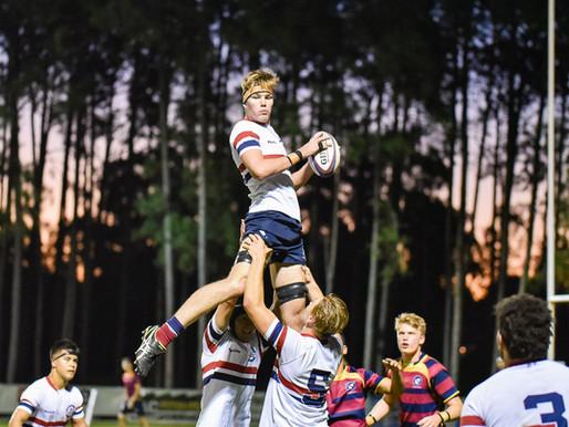 GPS Rugby Trial - TSS v BSHS