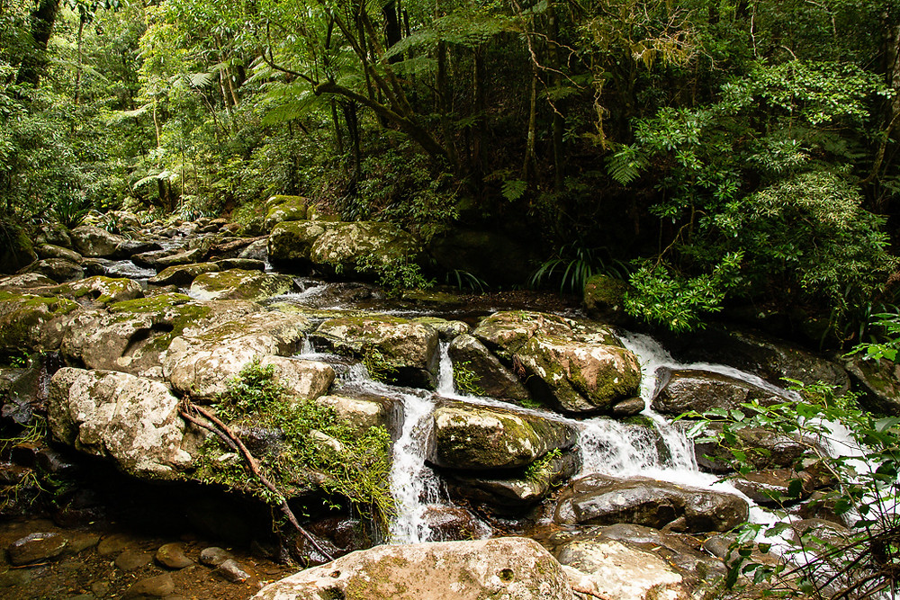 Chigigunya Falls