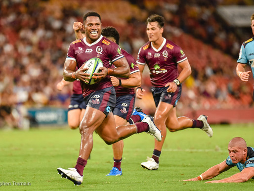 Waratahs Swamped by Red Wave at Suncorp