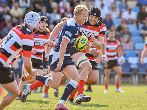 NRC - Queensland Country v Canberra Vikings