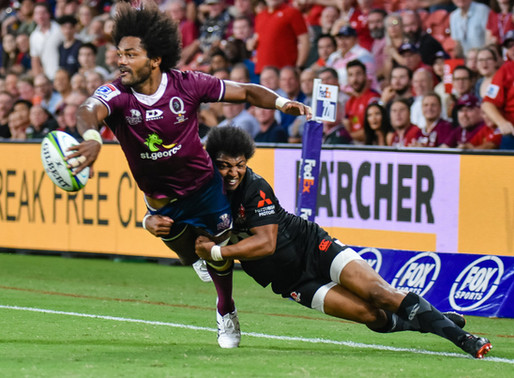 Reds demolish Sunwolves at Suncorp