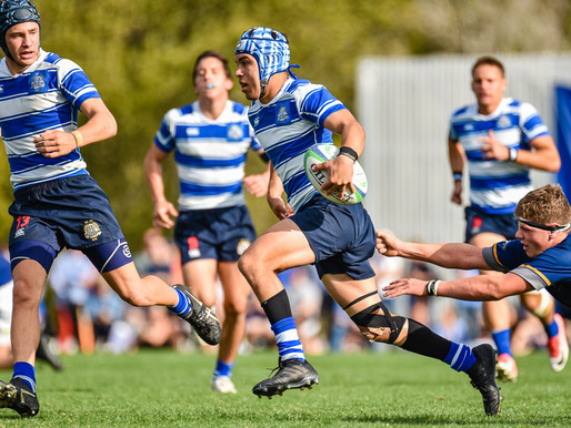 GPS Rugby Rd 8 - Churchie v Nudgee College