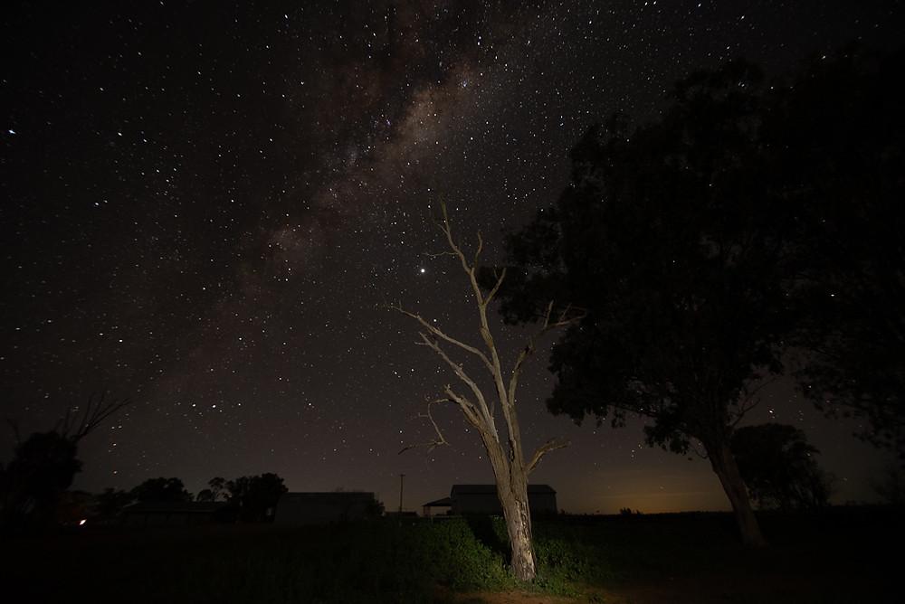 Arthurville Milky Way