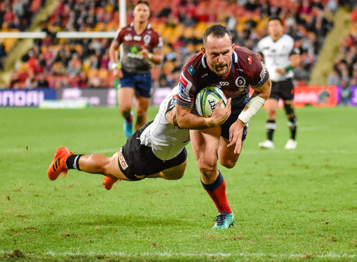 Sunwolves See Red in Queensland